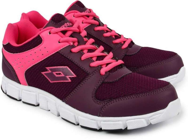 Lotto Sancia Running Shoes For Women(Multicolor)