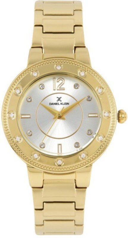 Daniel Klein DK10965-2 Analog Watch - For Women