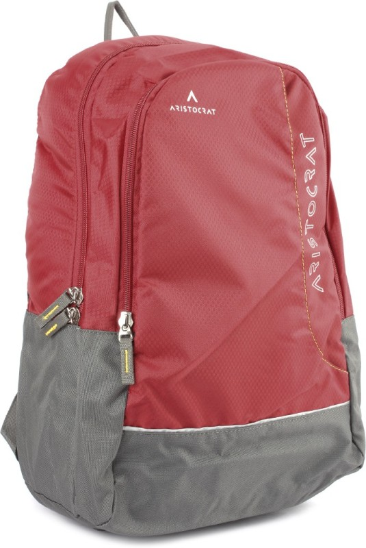 Aristocrat Zing 25 L Backpack(Red)
