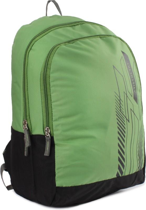 Aristocrat Zing 24 L Backpack(Green)