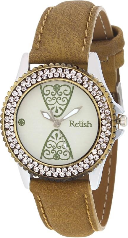 Relish RE-L046BS Elegant Girl's Watch image
