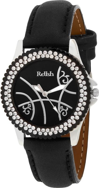 Relish RE-L052BS Elegant Girl's Watch image