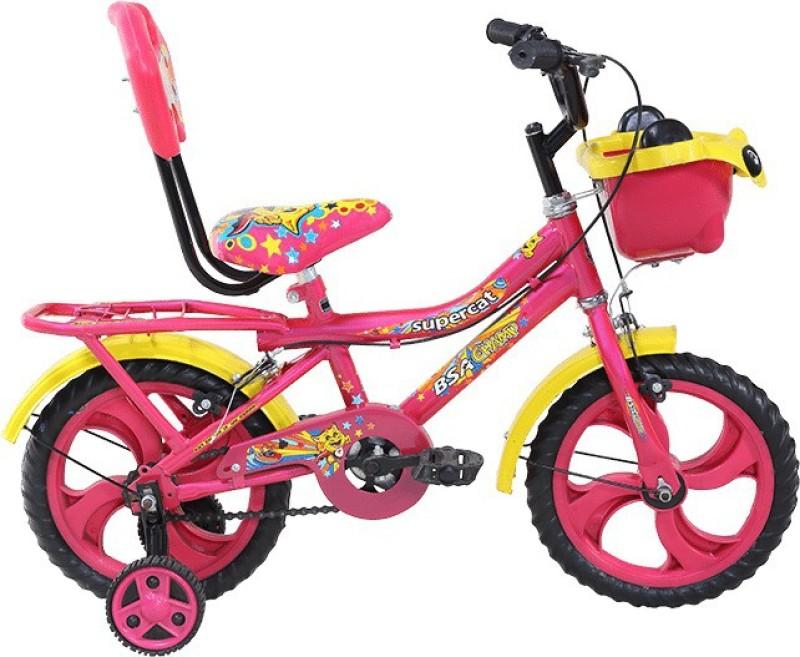 BSA SUPERCAT 14 Road Cycle(Pink)