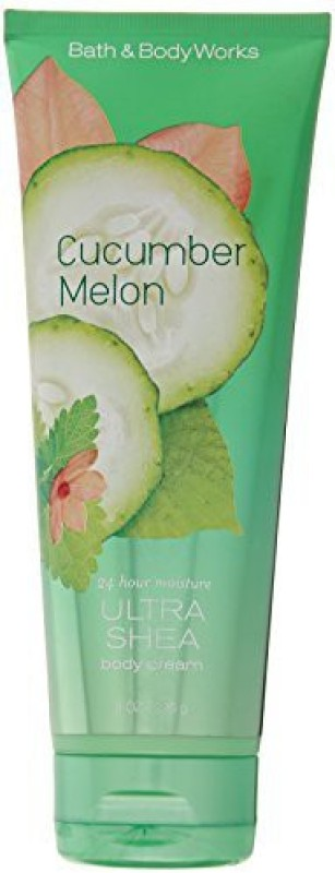 Bath & Body Works Ultra Shea Cream Cucumber Melon(226 g)