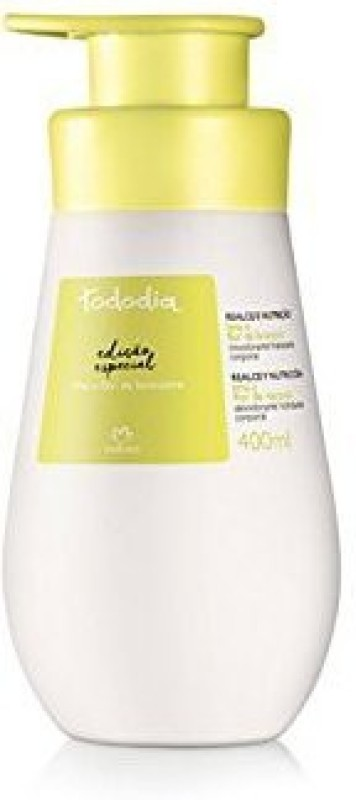 Natura Every Day (Lime & Orange Blossom) Collection - Body Moisturizer(400 ml)