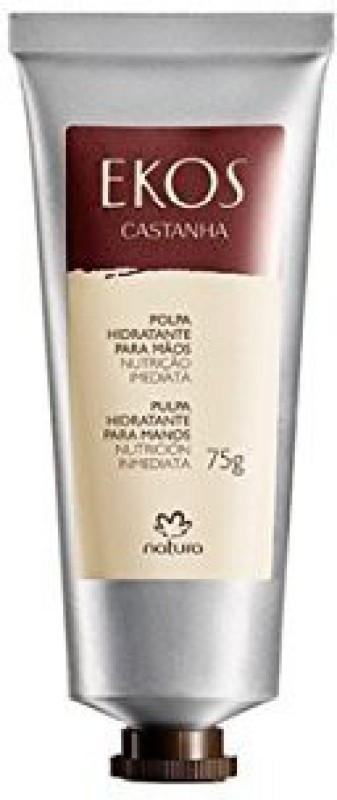 Natura Hand And Nail Cream Of Castanha For Dry Hands(75 g)