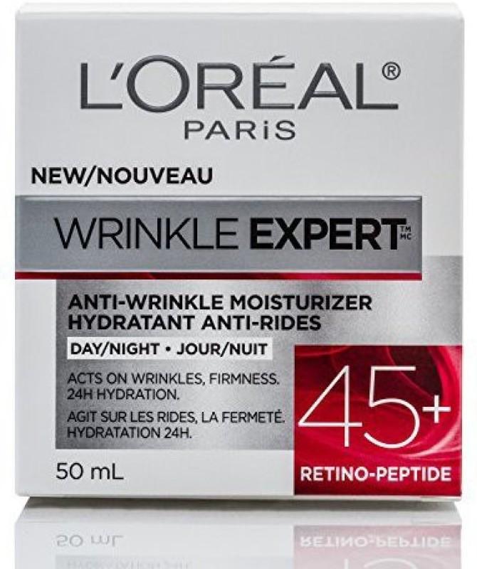 L'Oreal Skin Care Wrinkle Expert 45 Plus Moisturizer(50 ml)