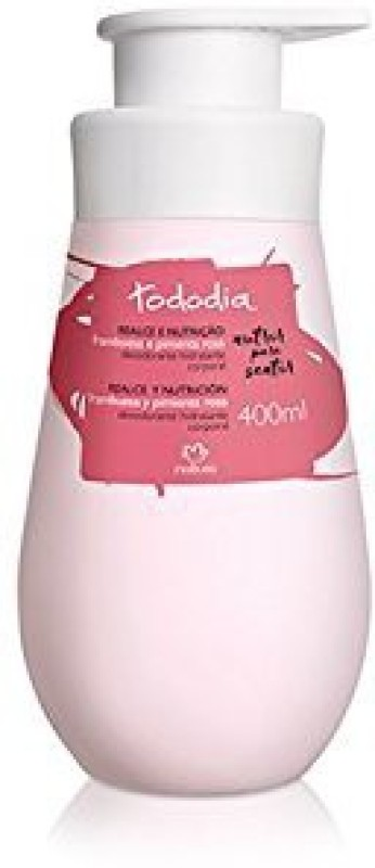 Natura Every Day Collection - Raspberry and Pink Pepper Body Moisturizer(400 ml)
