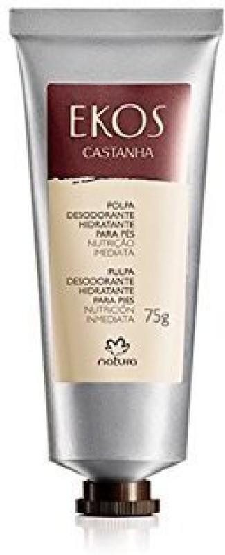 Natura Ekos (Brazilian Nut) Collection - Feet Moisturizing & Deodorant Pulp(75 g)