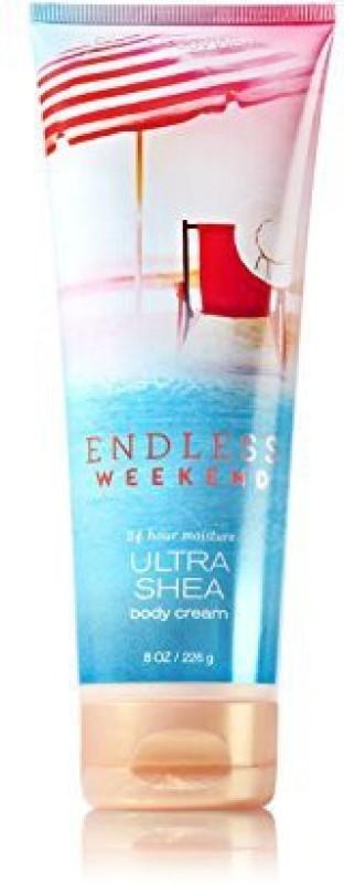 Bath & Body Works Endless Weekend Ultra Shea Body Cream(226 g)