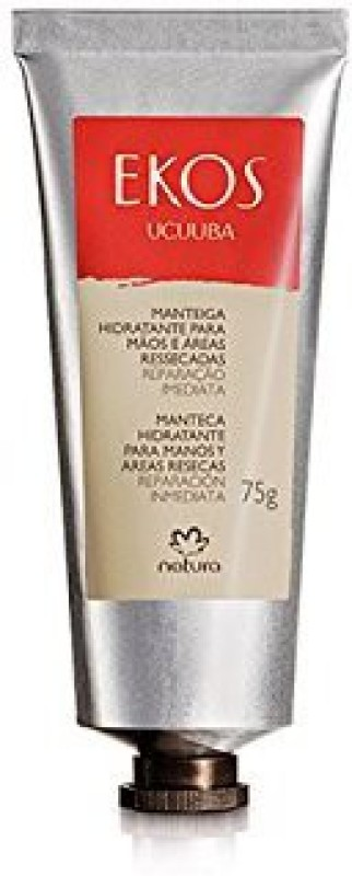 Natura Ucuuba (Brazilian Cherry) Collection - Moisturizing Butter for Hands and Dry Areas(75 g)