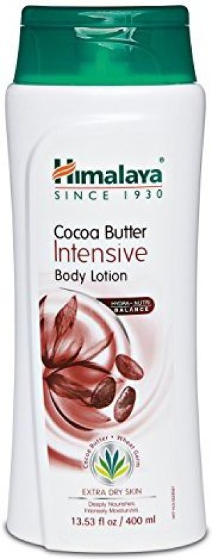Himalaya Cocoa-butter Body Lotion 2 Pack(400 ml)
