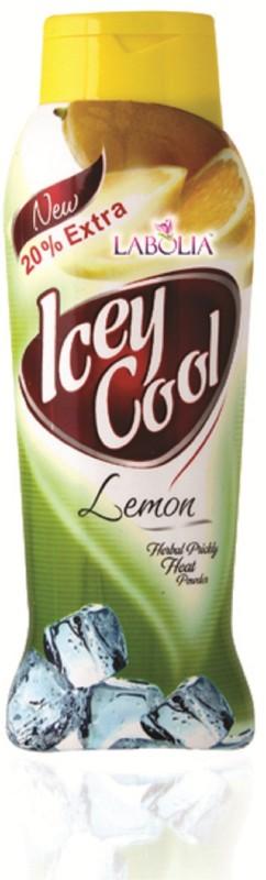 ICEY COOL LEMON HERBAL PRICKLY HEAT POWDER(300 g)