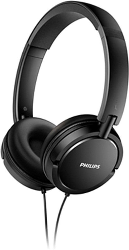 Philips SHL5000/00 Headphone(Black, On the Ear)
