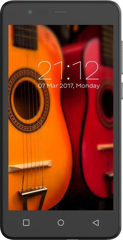 Zen Admire Buzz (Grey, 8 GB)(768 MB RAM)