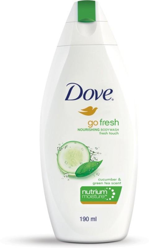 Dove Go Fresh Nourishing Body Wash(190 ml)
