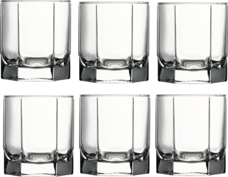Pasabahce 42945T Glass Set(345 ml, Clear, Pack of 6)