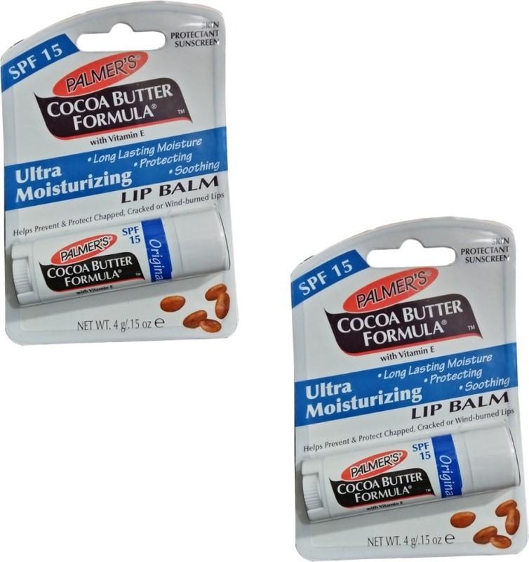Palmer's Original Lip Balm Pack of 2 Original(Pack of: 2, 8 Gm)