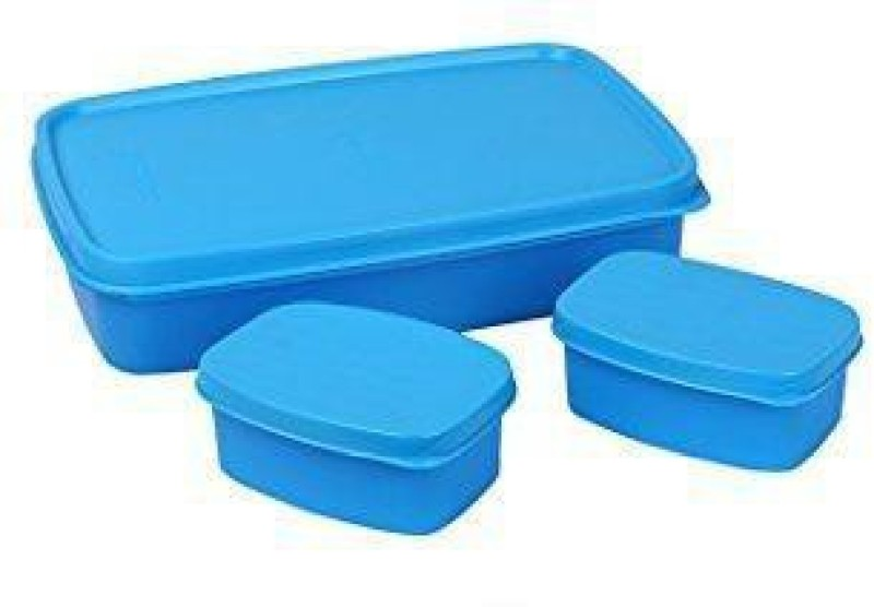 Cello MAX FRESH COMPACT LUNCH 3 Containers Lunch Box(750 ml)