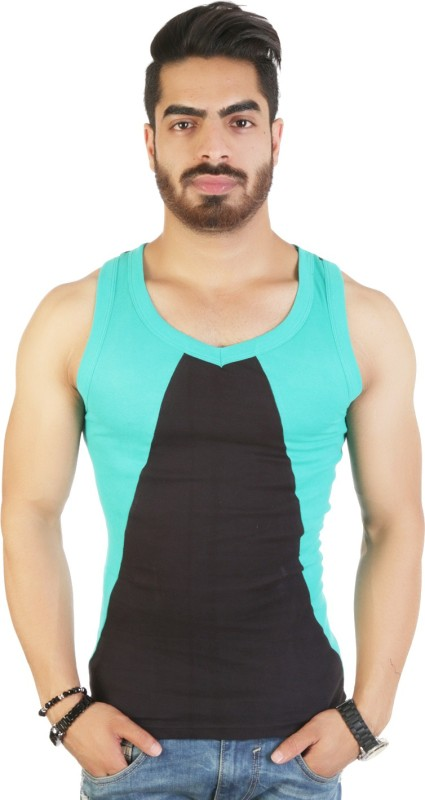 White Moon Men Vest