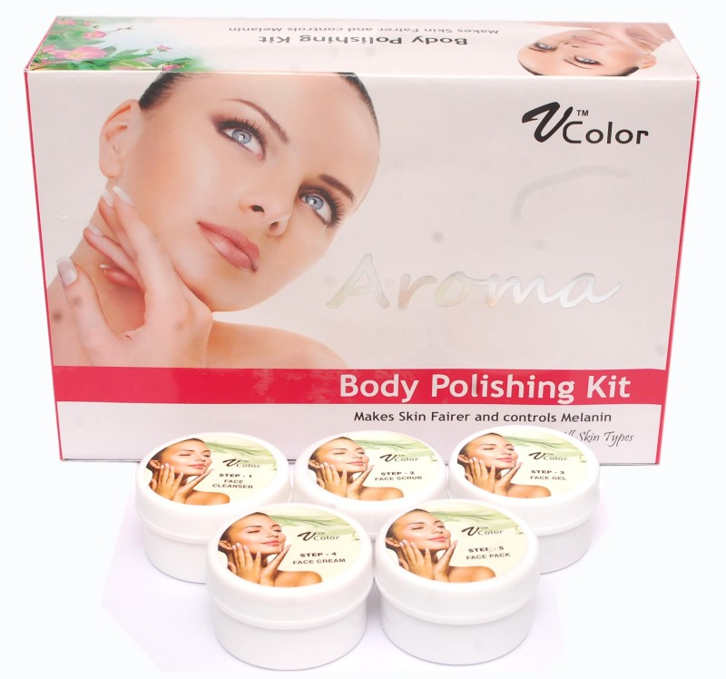 V-Color Body Polishing Kit(270 g)