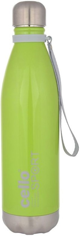 Cello scout 750 ml Flask(Pack of 1, Green)