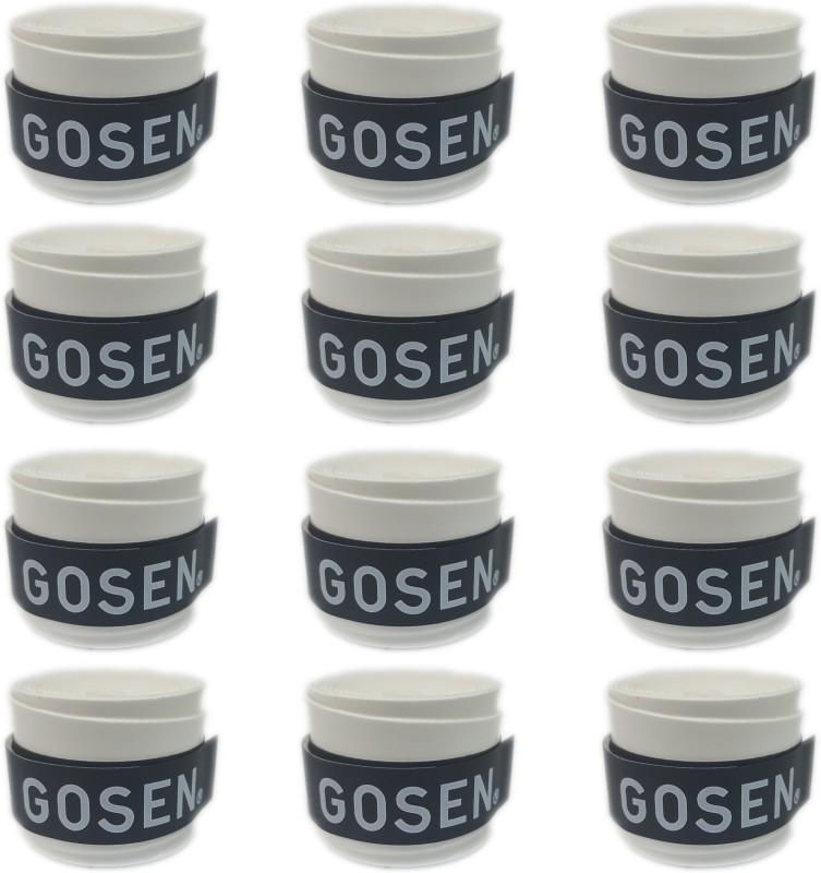 Gosen OG Super Tacky(White, Pack of 12)