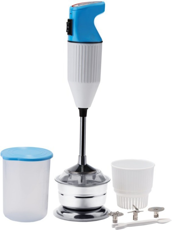 Anjalimix Smarty Plus 200 W Hand Blender(White)