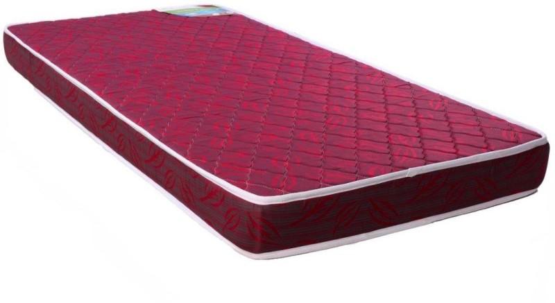 """Godrej Interio Swing Single Size Mattress 4"""" 4 inch Single PU Foam Mattress(Bonded Foam)"""