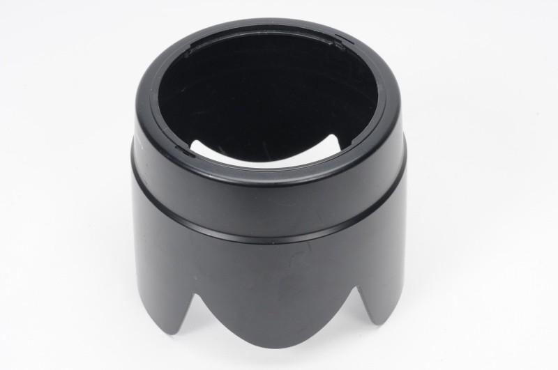 Axcess ET-86 For CANN Eos Camera Lens Hood(52 mm, Black)