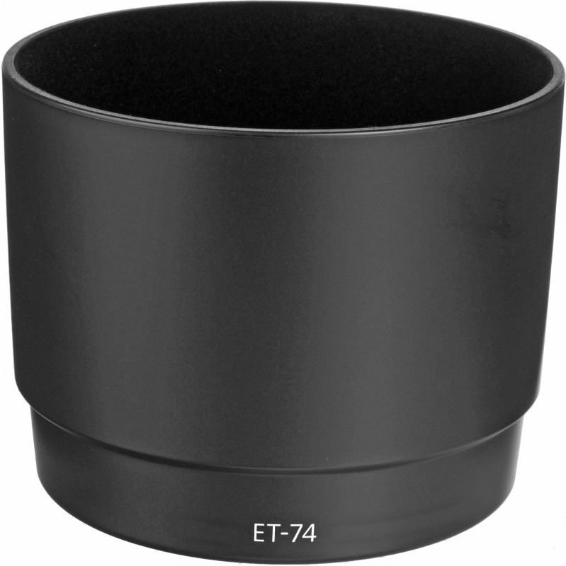 Axcess ET-74 For CANN Eos Camera Lens Hood(52 mm, Black)
