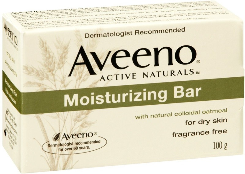 Aveeno Moisturizing Bar, 3.5 Oz(100 g)