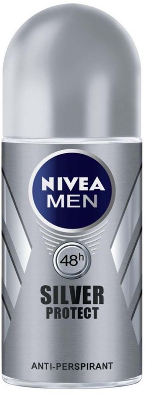 Nivea Silver Protect Deodorant Roll-on - For Men(50 ml)