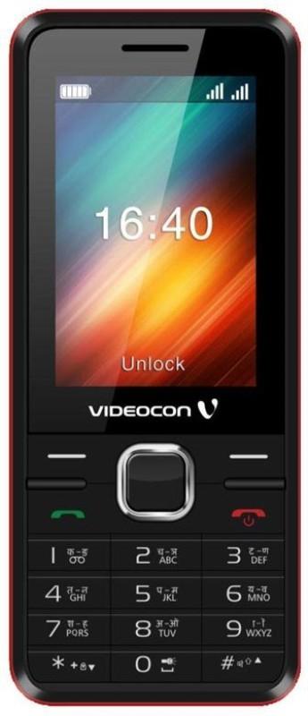 Videocon RAGA 2(Black & Red)