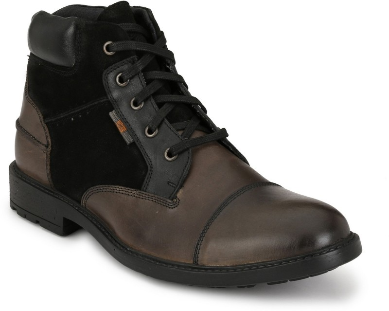 Delize Boots For Men(Black)