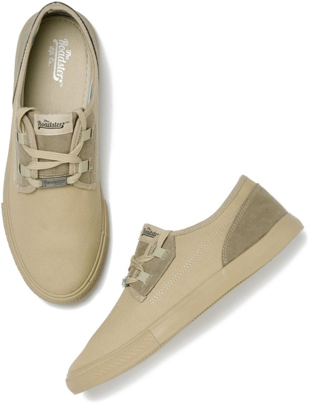Roadster Sneakers For Men(Beige)