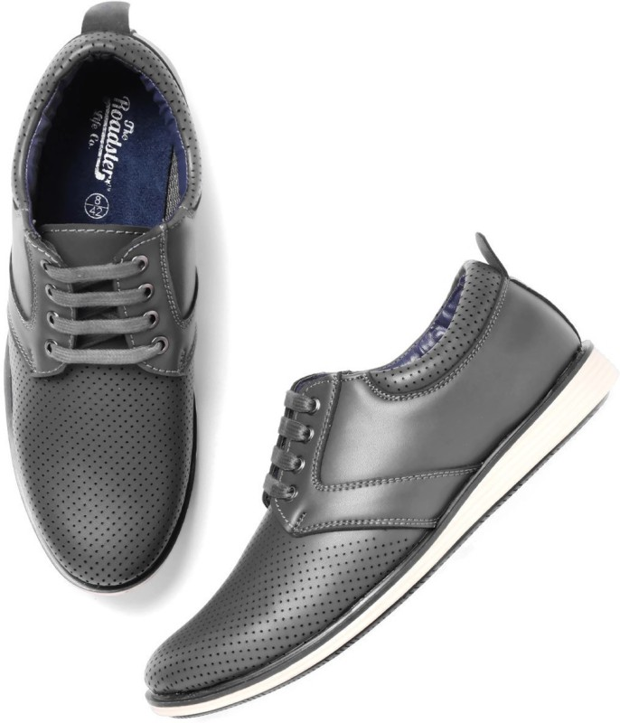 Roadster Casuals For Men(Grey)