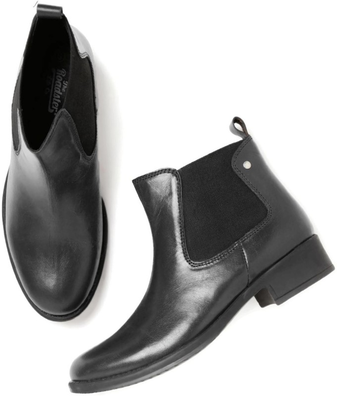 Roadster Boots(Black)