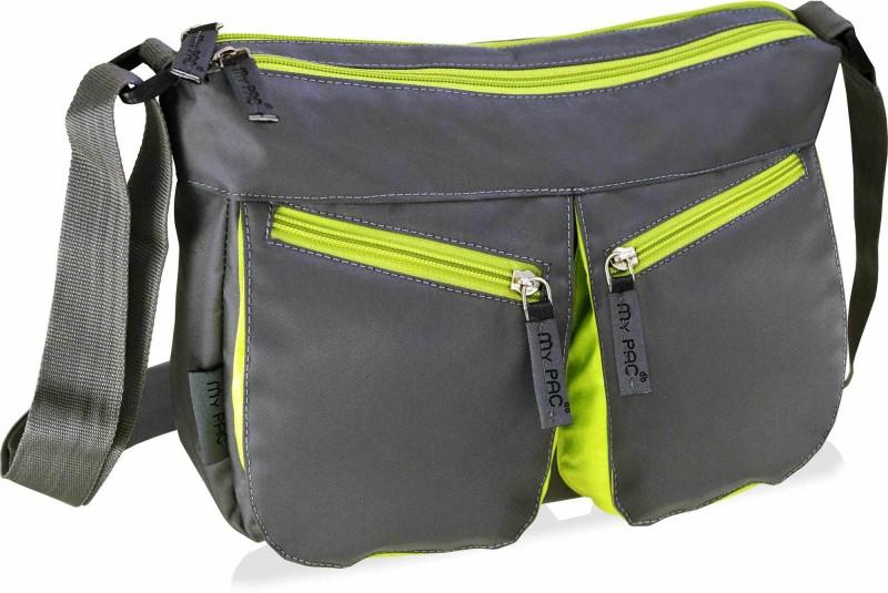 My Pac Db Multicolor Sling Bag