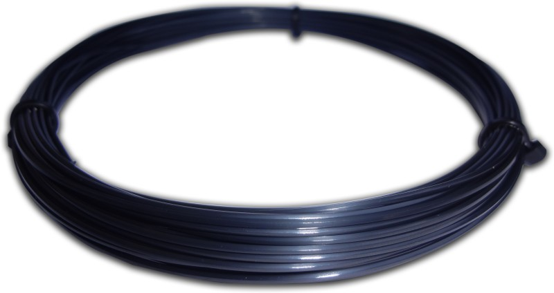 Still In Black HTS 1.30mm - Cut From Reel 1.30 Tennis String - 12 m(Black)
