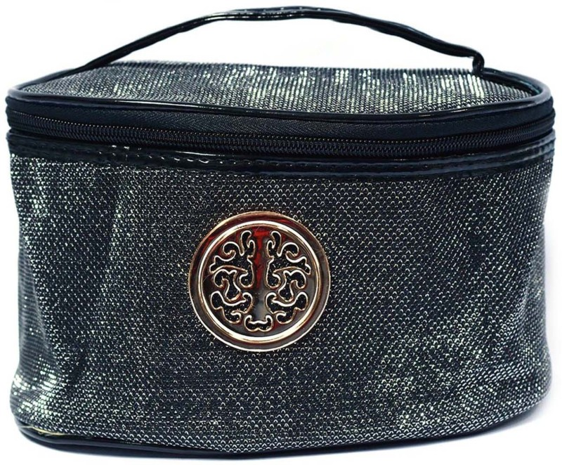 Color Fever Cosmetic Pouch(Black)