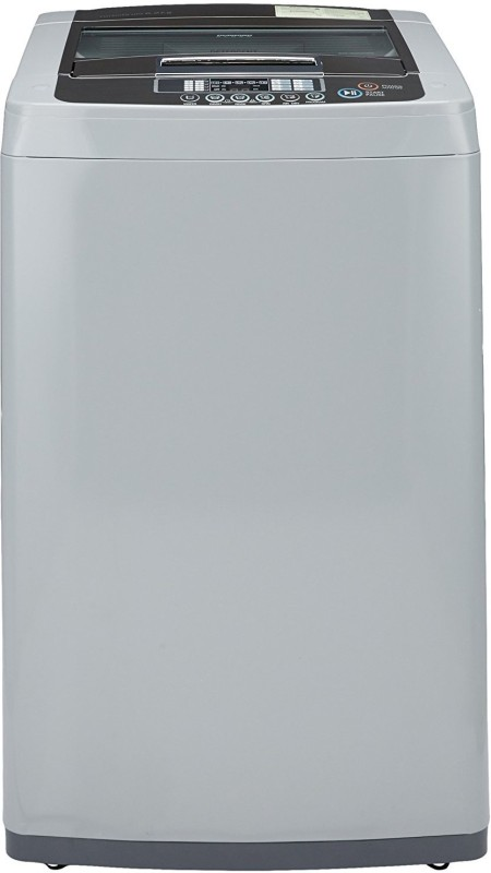 LG 6.2 kg Fully Automatic Top Load Washing Machine Silver(T7208TDDLM)