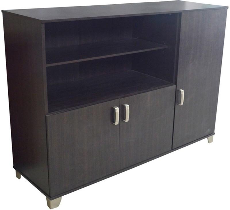 Eros HORIZON Engineered Wood Kitchen Cabinet(Finish Color - Wenge)
