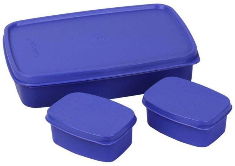Cello COMPACT 3 Containers Lunch Box(750 ml)