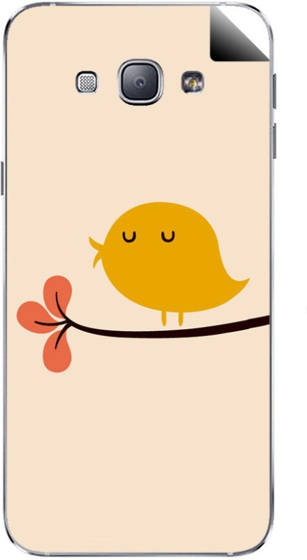 Skintice 61463 Samsung Galaxy A8 Mobile Skin(Multicolor)