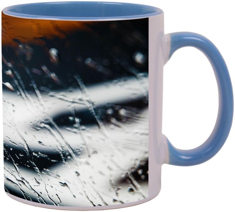 Arkist kagoshima rain Ceramic Mug(340 ml)
