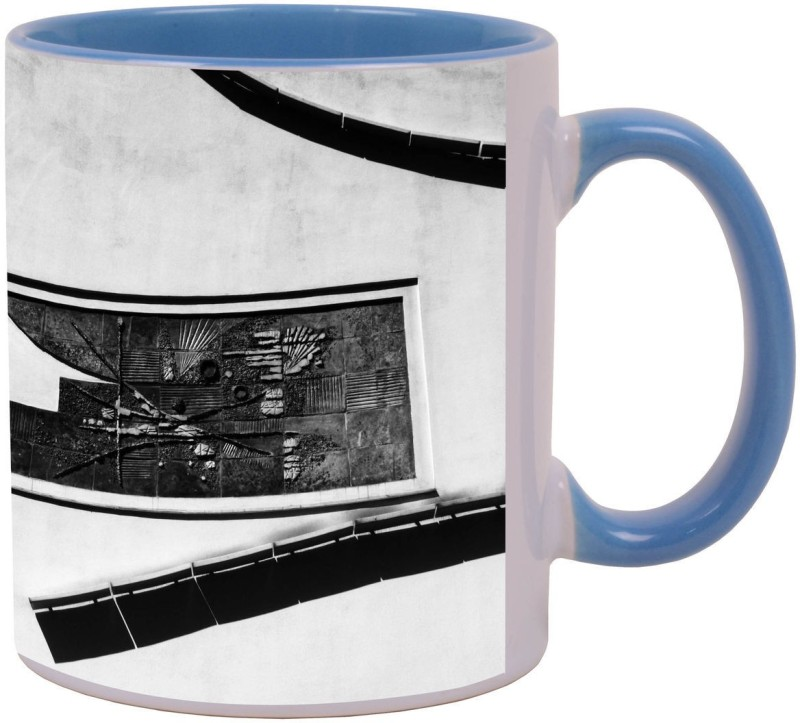 Arkist krakow abstract architecture Ceramic Mug(340 ml)