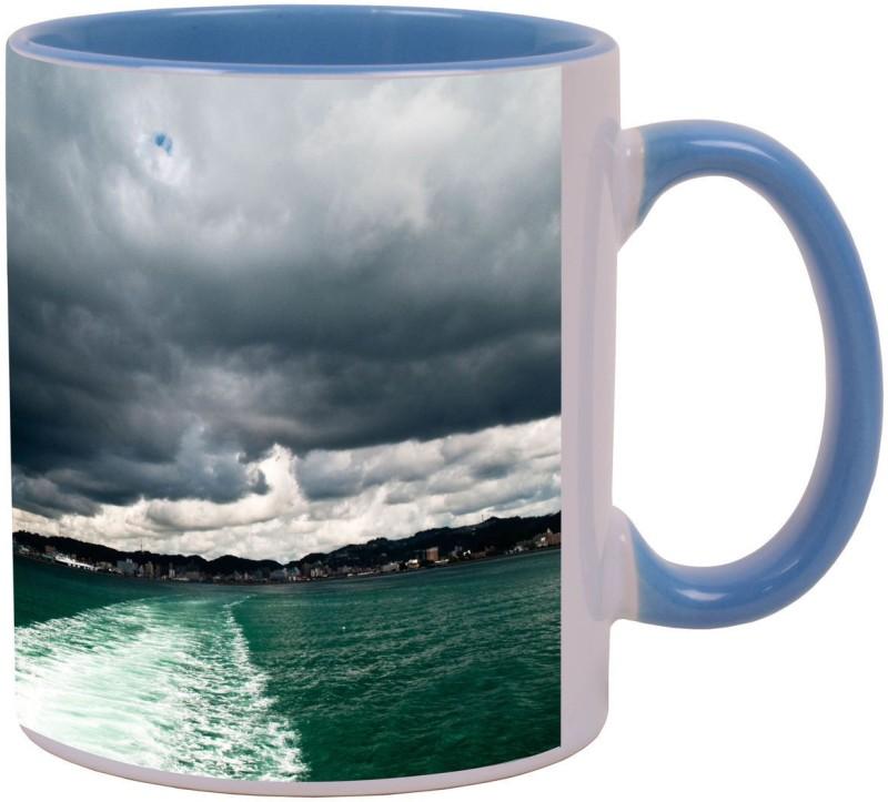 Arkist kagoshima japan Ceramic Mug(340 ml)