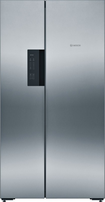 BOSCH KAN92VI35I 659ltr Side By Side Refrigerator