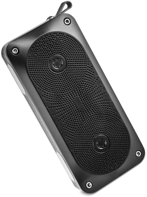 Envent LiveFree 370 ET-BTSP370-BK 10 W Portable Bluetooth Speaker(Black, Stereo Channel)